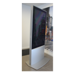 65″ Infokiosk Premium Flexi Indoor