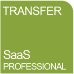 Transfer SaaS Professional – 25GB