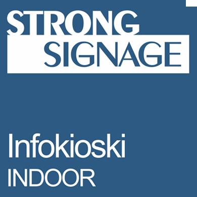Infokioski do zastosowań wewnętrznych - Indoor
