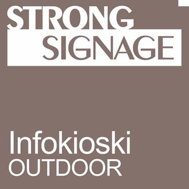 Infokioski do zastosowań zewnętrznych - Outdoor
