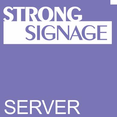 Strong Signage Server