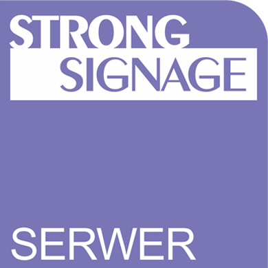 Aplikacja Digital Signage - Strong Signage Serwer